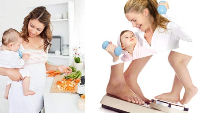 Post Pregnancy-weight-loss-tips