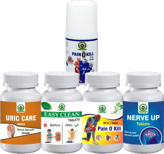 CAC SPECIAL GOUT CARE KIT