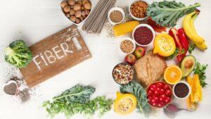 Fiber rich diet
